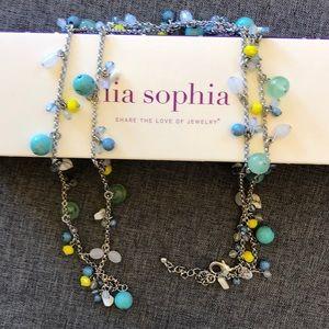 Lia Sophia necklace, Beach House